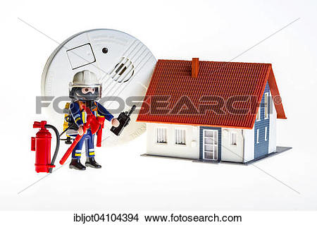 Stock Photo of Home, model.