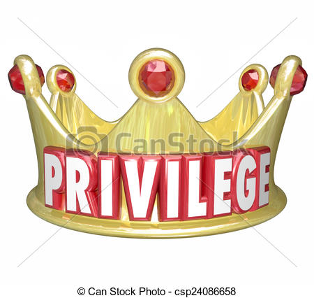 Privilege Clipart.