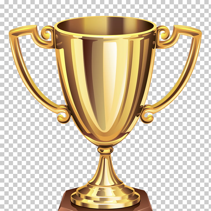 Trophy Award Cup , medal PNG clipart.