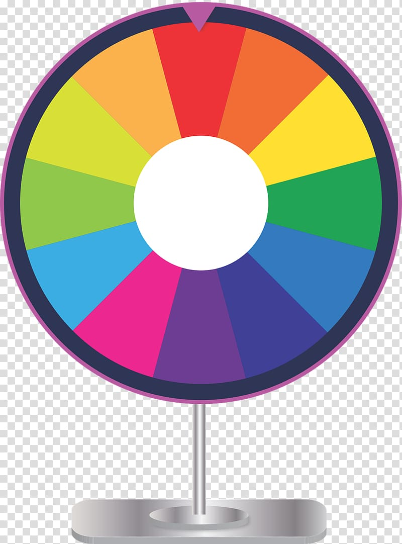 Round multicolored wheel , Spin to Win Spin Wheel Fortune.
