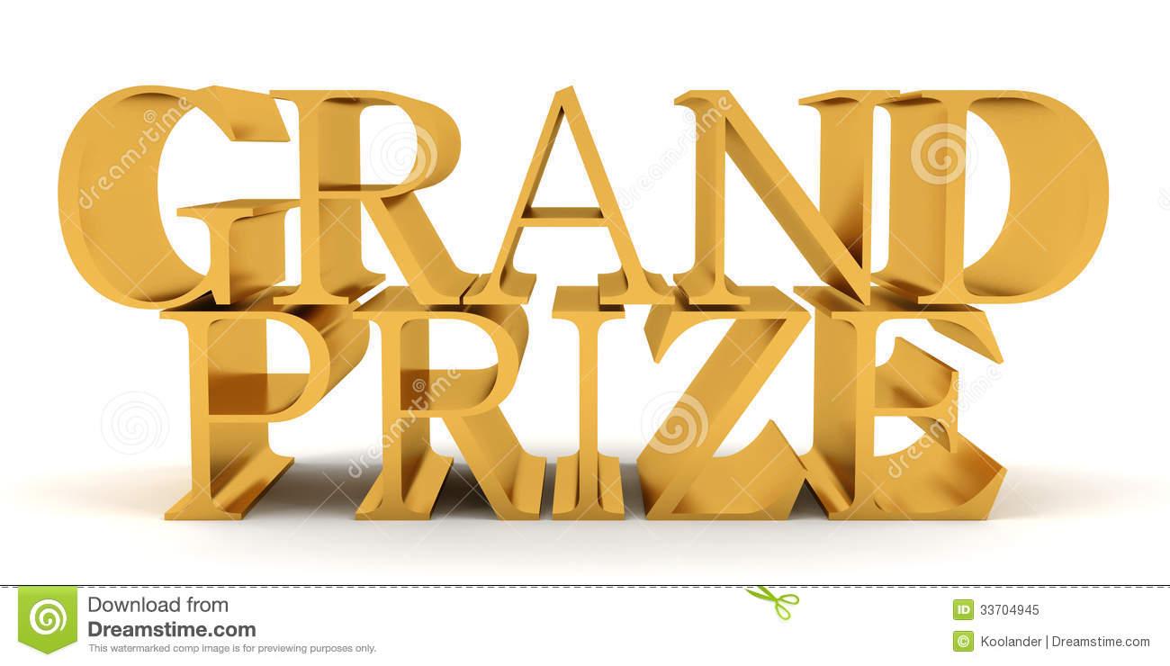 Prize cliparts.