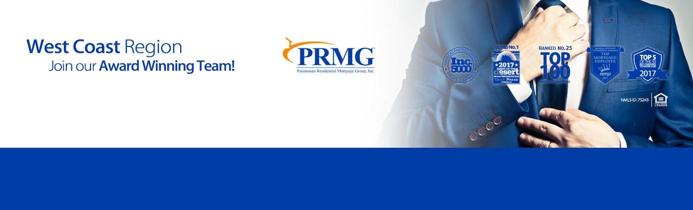 PRMG West Coast Region.