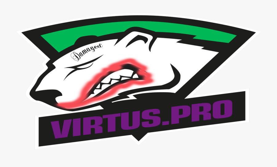 Virtus Pro Logo Png.
