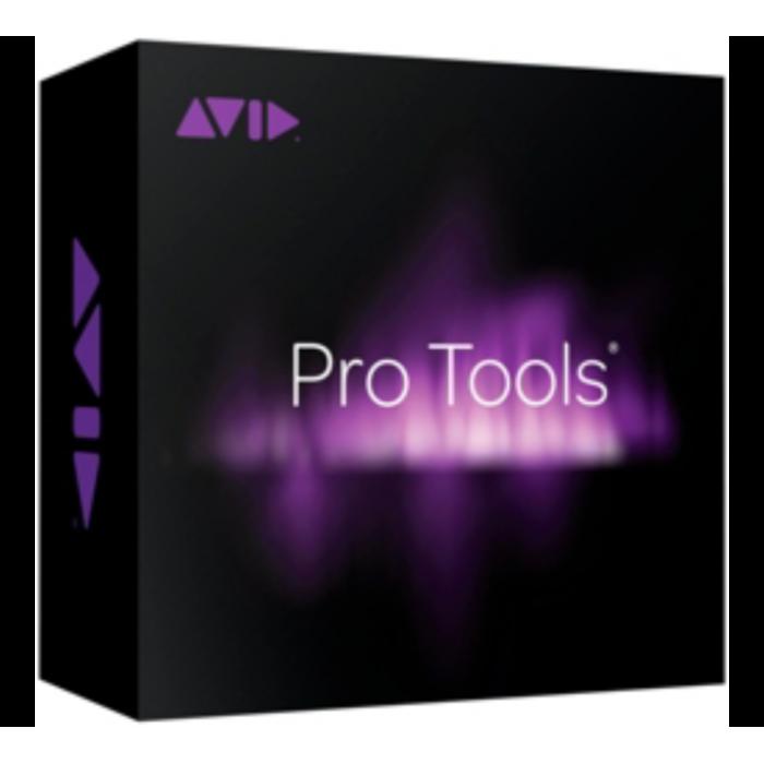 AVID Pro Tools (Tarjeta de activacion de licencia) Perpetua.