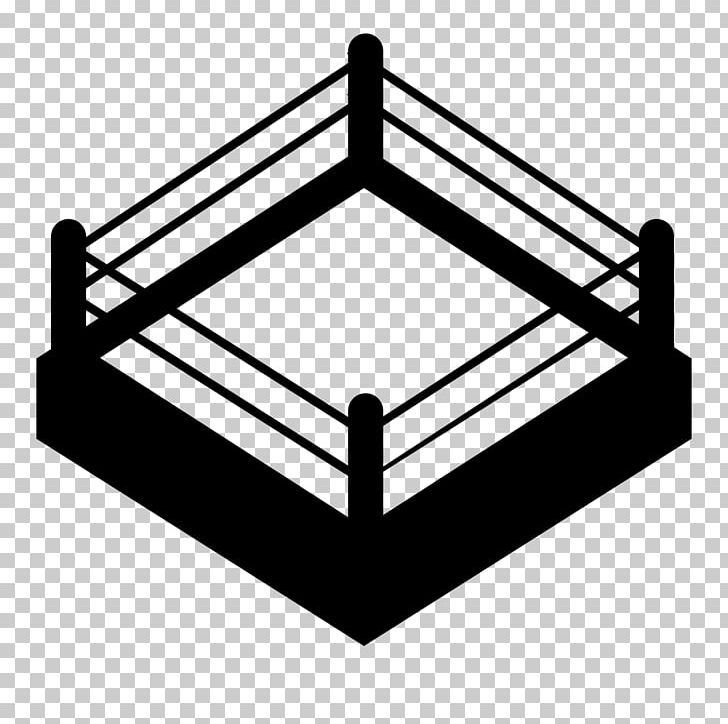 Boxing Rings Professional Wrestling Wrestling Ring PNG.