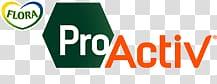ProActiv logo, Flora ProActiv Logo transparent background.