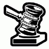 Judicial Gavel Clipart.