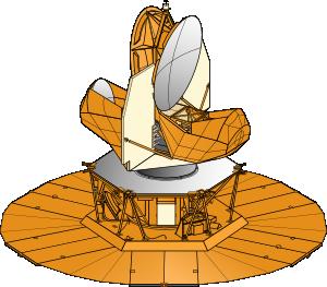 Wilkinson Microwave Anisotropy Probe clip art Free Vector / 4Vector.