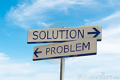 Problem solution clipart #16