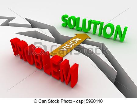 Problem solution clipart #17