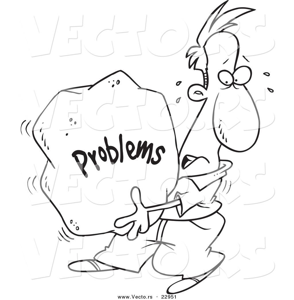 Problems Clipart