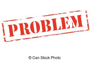 Problems Clip Art.