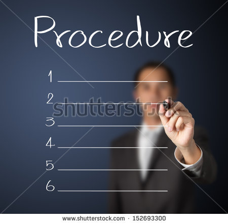 Procedure Stock Images, Royalty.