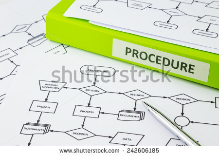 Policies And Procedures Stock Images, Royalty.