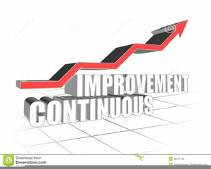 Free Clipart Continuous Improvement.