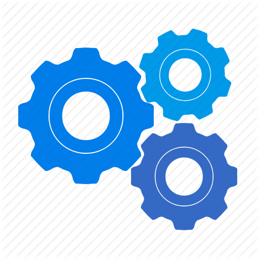 Process Icon Png Vector, Clipart, PSD.