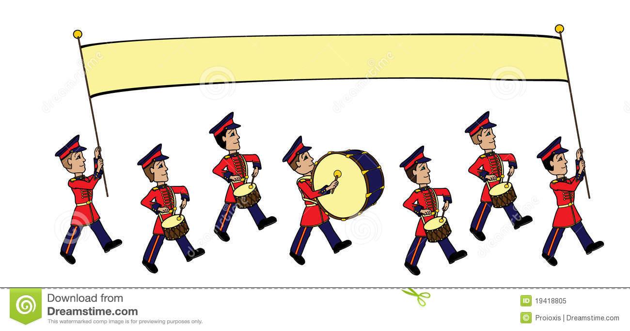 Procession Stock Illustrations.