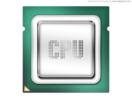 Cpu Clip Art, Vector Cpu.