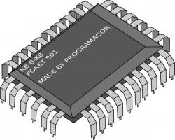 Processor Clipart.