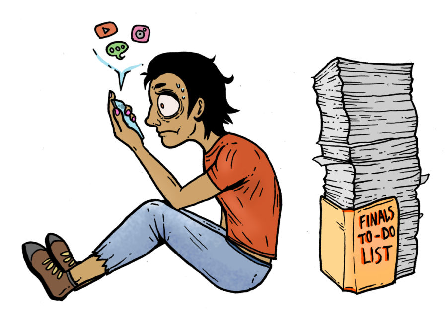 Students and faculty examine procrastination cures.