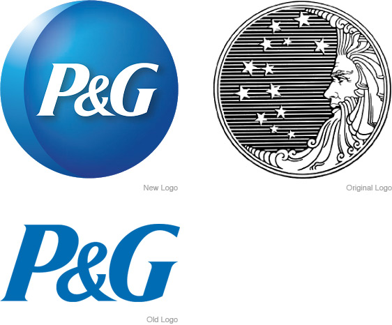 P&G and the Moon.