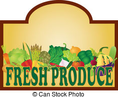 Produce Illustrations and Clip Art. 34,475 Produce royalty free.