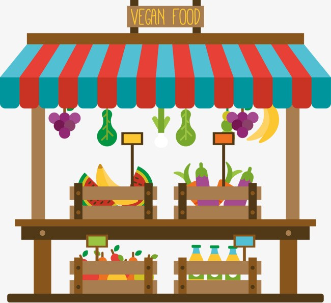 Produce stand clipart 9 » Clipart Portal.