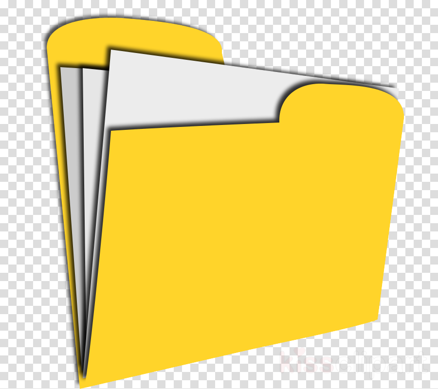 yellow clip art line paper product paper clipart.