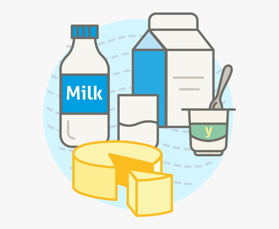 Yogurt Clipart Dairy Product.