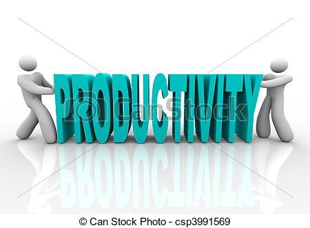 Productivity improvement Illustrations and Clip Art. 1,362.