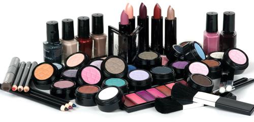 Comprando maquiagem e produtos de beleza no Chile.