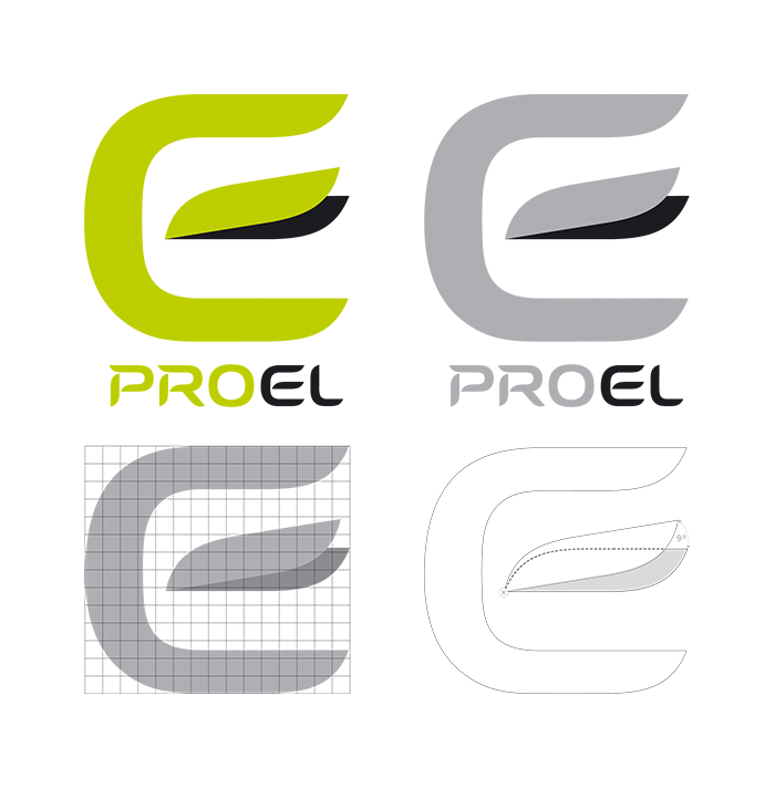 Visual Identity for Proel.