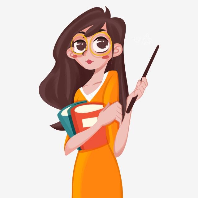 Maestra Gafas Una Una, Maestra, Una, Profesora Archivo PNG y.