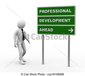 Professional Development Clipart.