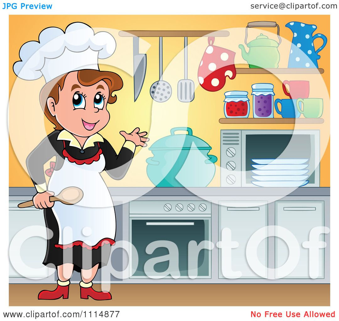 Professional Kitchen Clipart 20 Free Cliparts