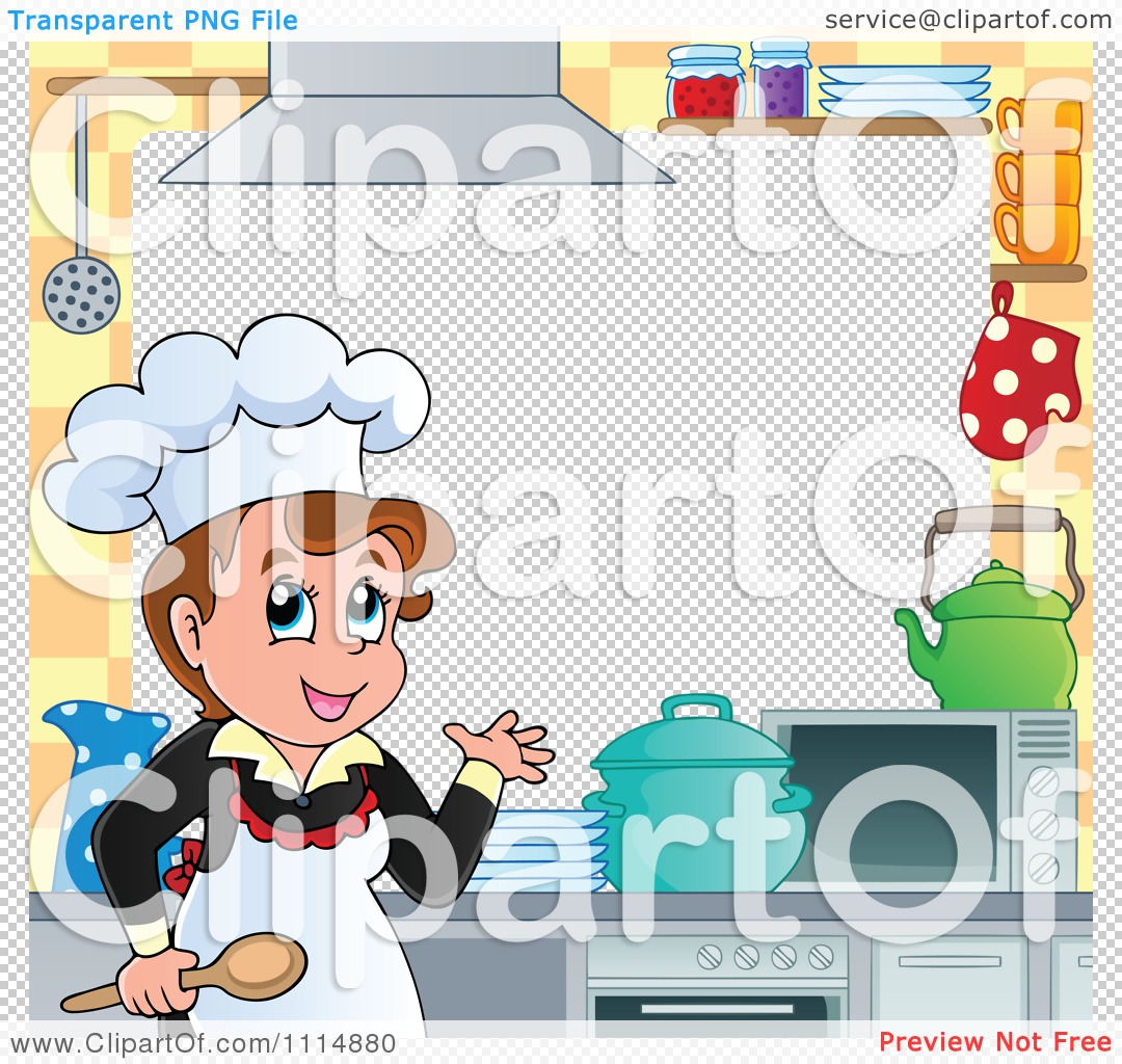 professional kitchen clipart clipground