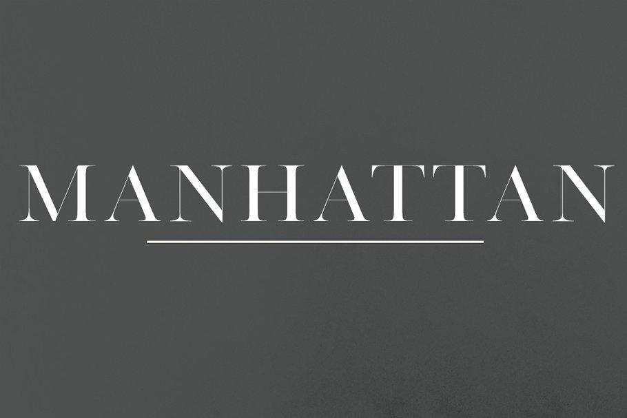 professional logo font #5