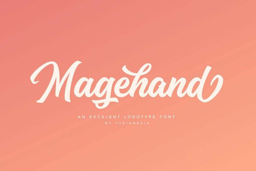 30 Beautiful Modern Script Fonts (Typefaces for 2020).