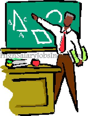 Professional Teacher Clipart.