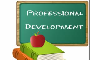 Teacher Professional Development Clipart.