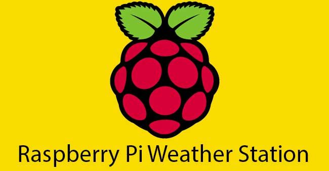 Raspberry Pi Weather Station Project by Professional Singapore.