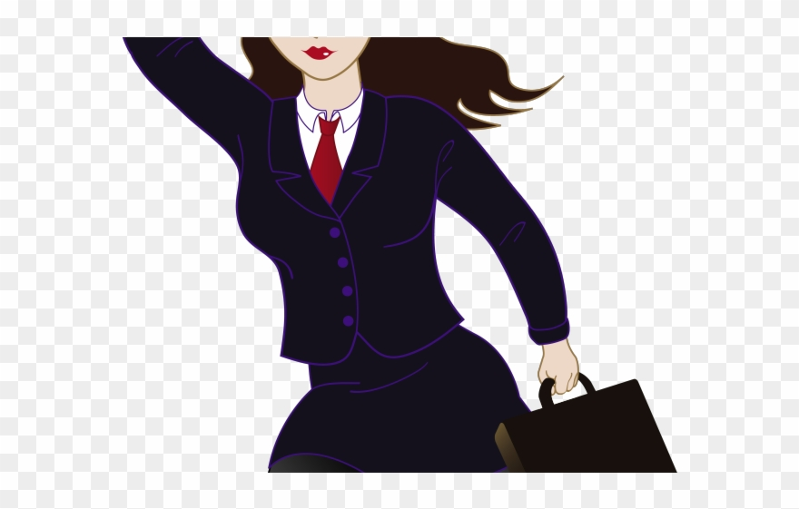 People Clipart Business Woman.