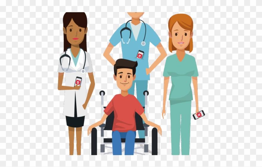 Staff Clipart Healthcare Staff.