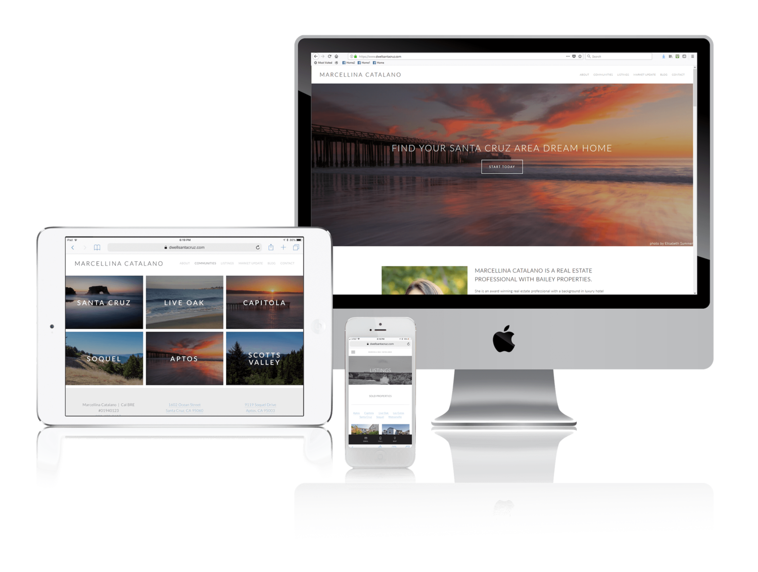 Squarespace for California Real Estate Professionals — Fix8.