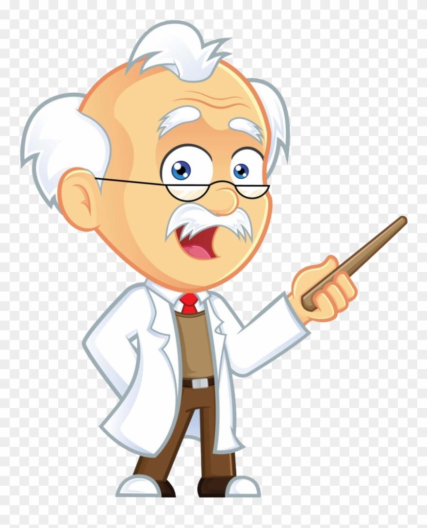 Jpg Royalty Free Stock Teacher Professor Cartoon Clip.