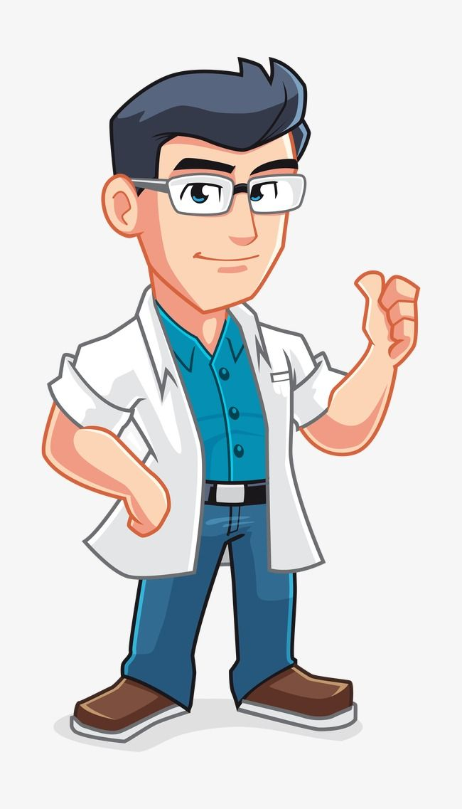 Professor, Teacher, Engineer PNG and Vector with Transparent.