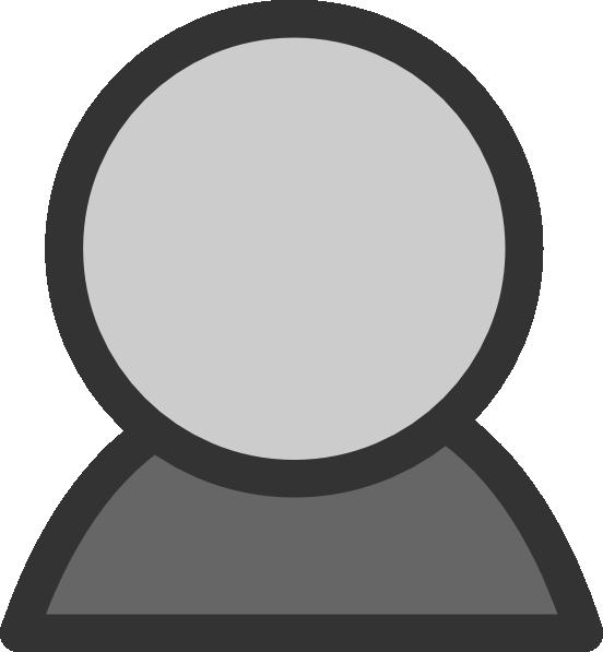 Profile Clip Art.