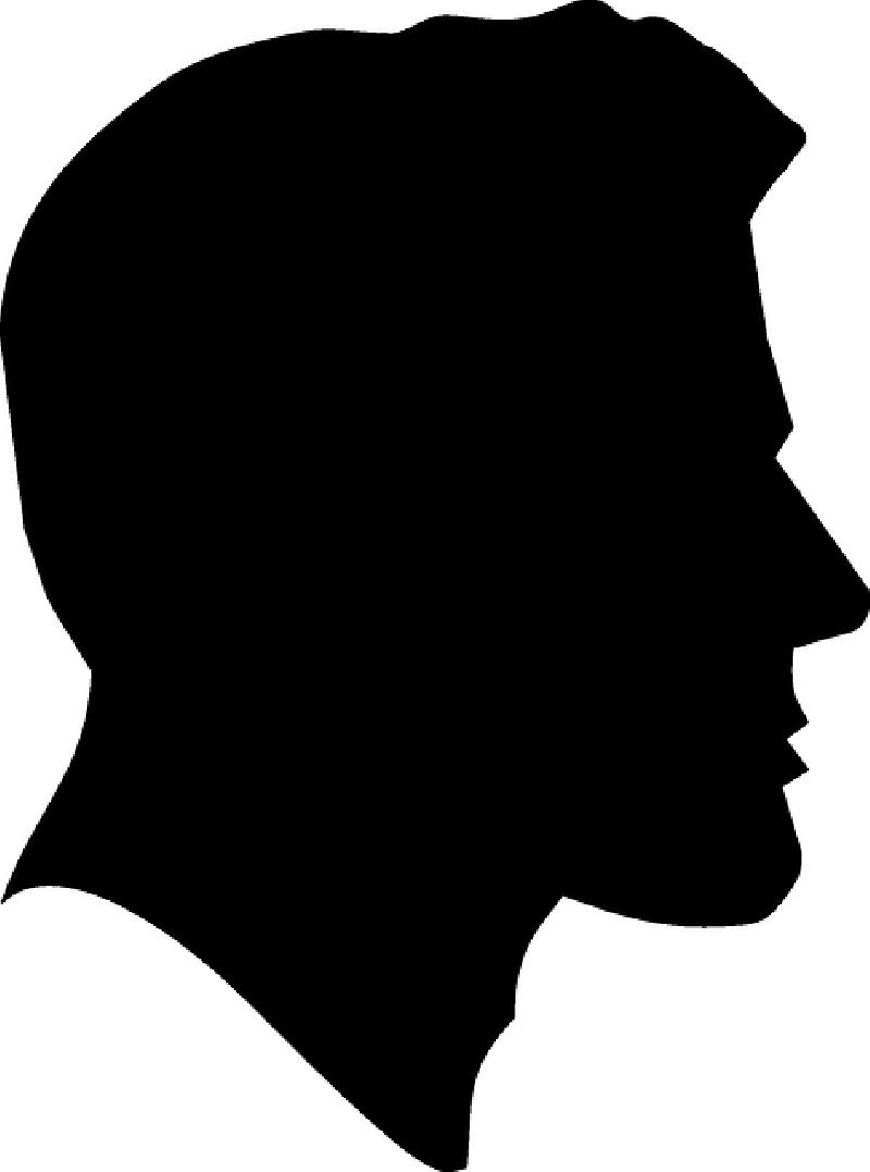 Clipart Face Profile.