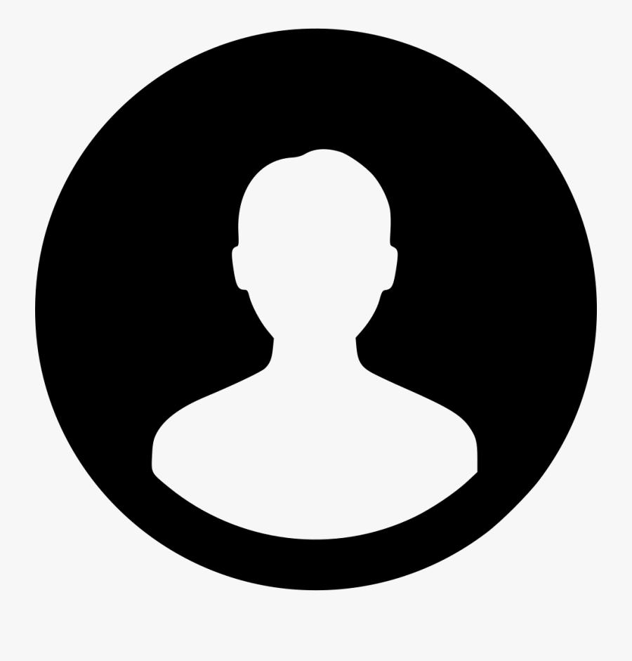 Transparent Profile Clipart.