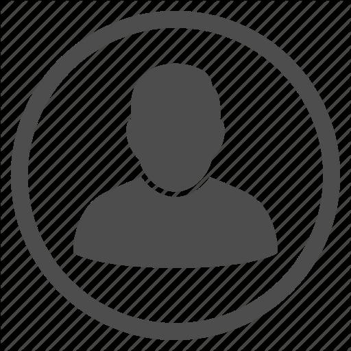 Profile Icon clipart.